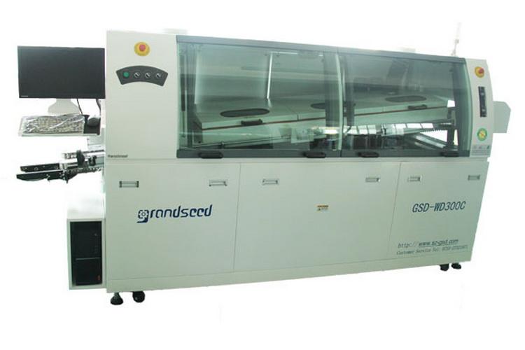 全自动无铅双天易娱乐机GSD-WD300C